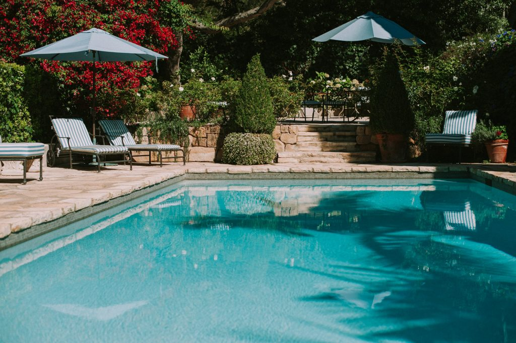 House Wedding, Montecito, Ravenscroft Villa