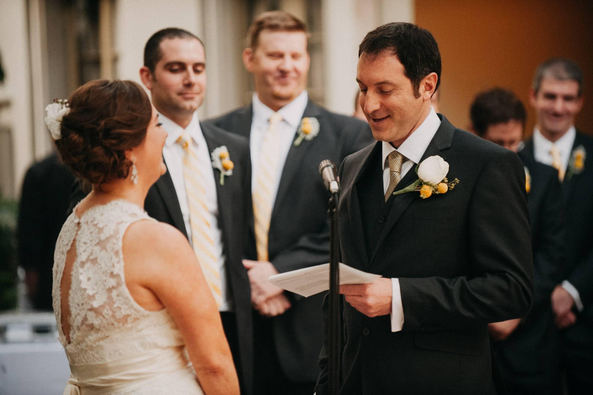 Maison Montegut Wedding