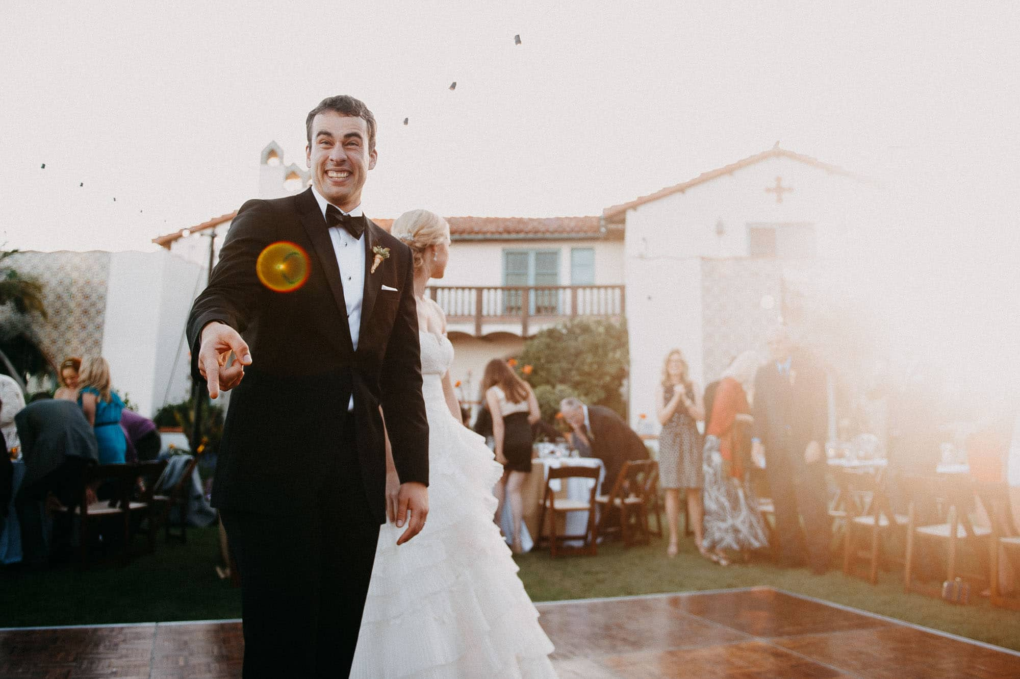adamson house wedding malibu