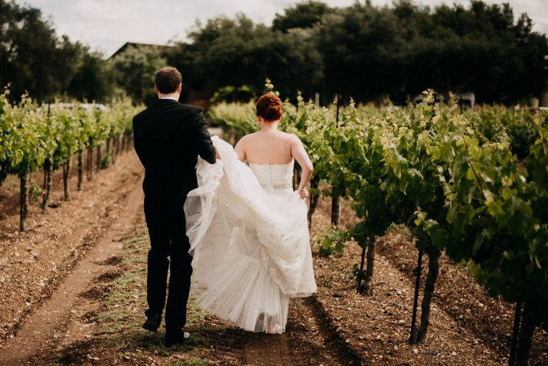 Firestone Vineyard Wedding, Los Olivos