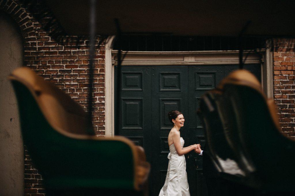 New Orleans Wedding, Latrobe's on Royal