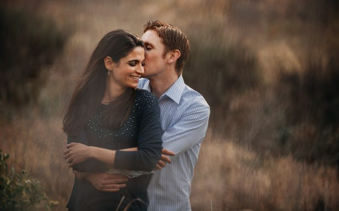 Engagement session at Malibu Creek Park, Beloved Portfolio