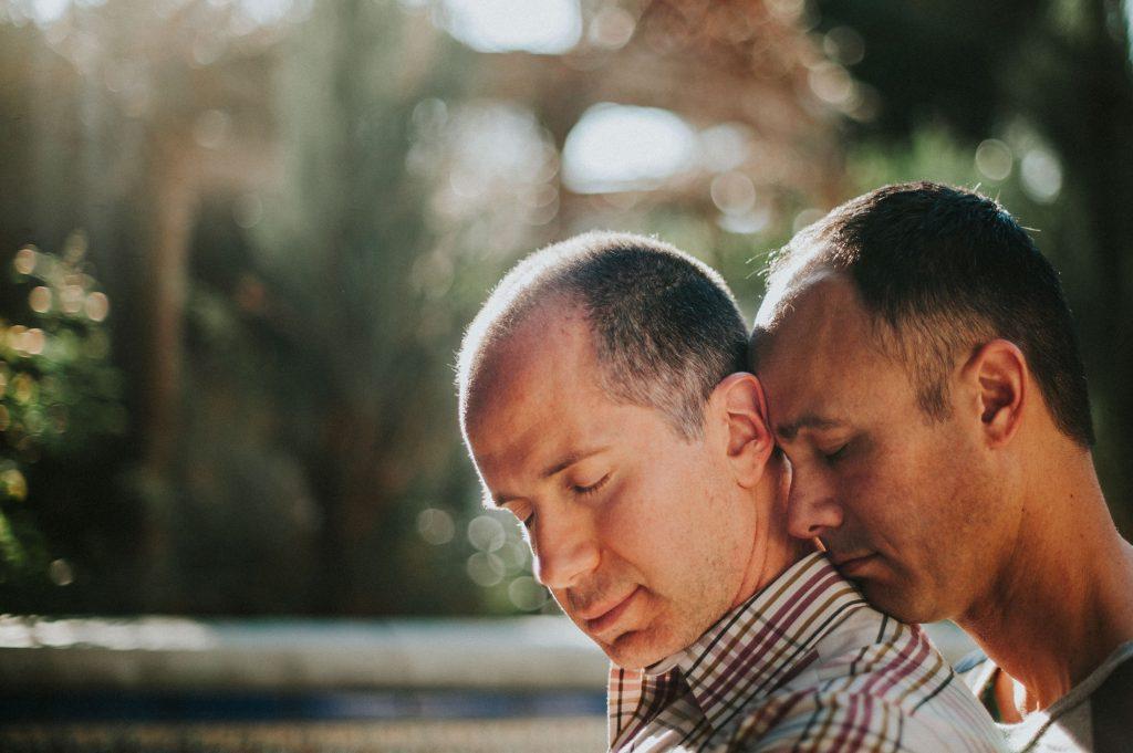 Backyard portrait shoot in Burbank California, Beloved Portfolio