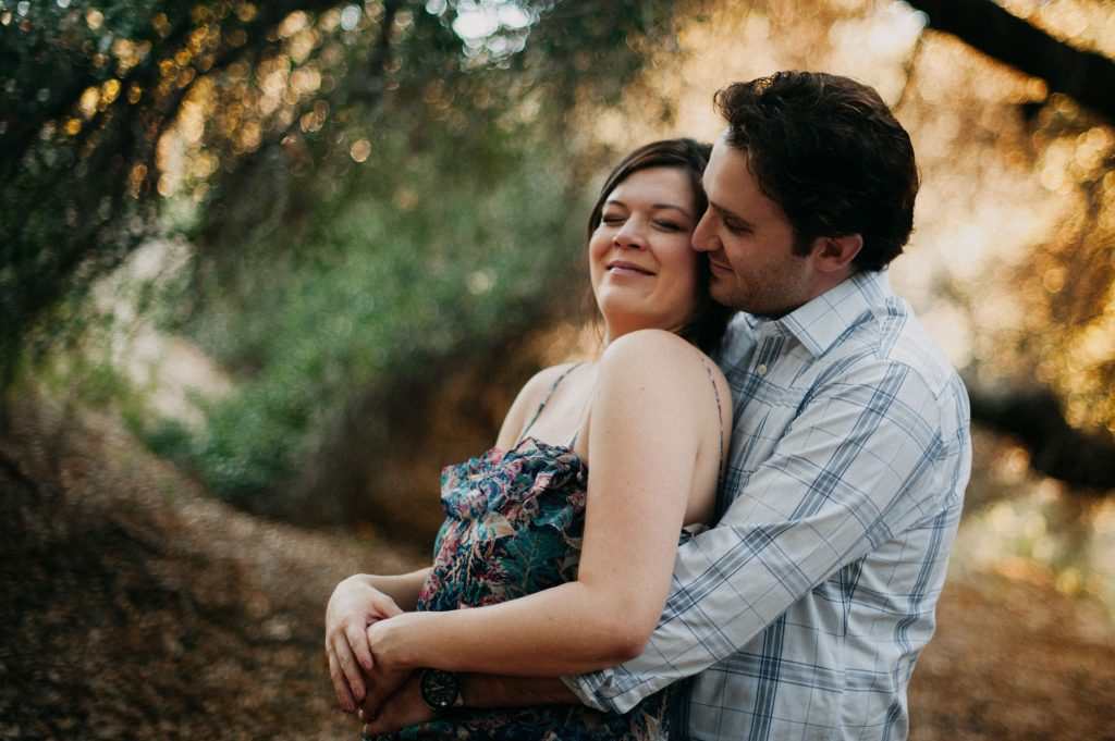 Couples portrait shoot in Westlake Village, Beloved Portfolio