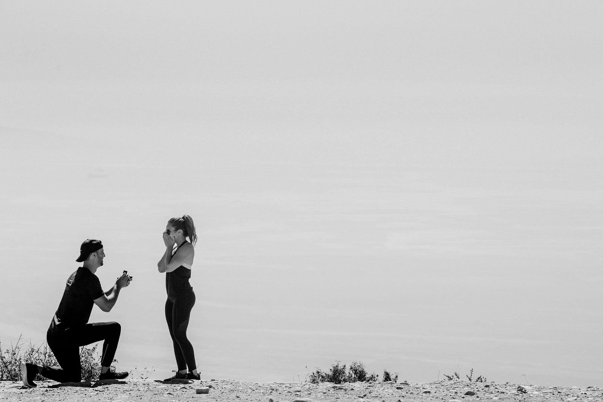 Los Angeles Wedding Proposal