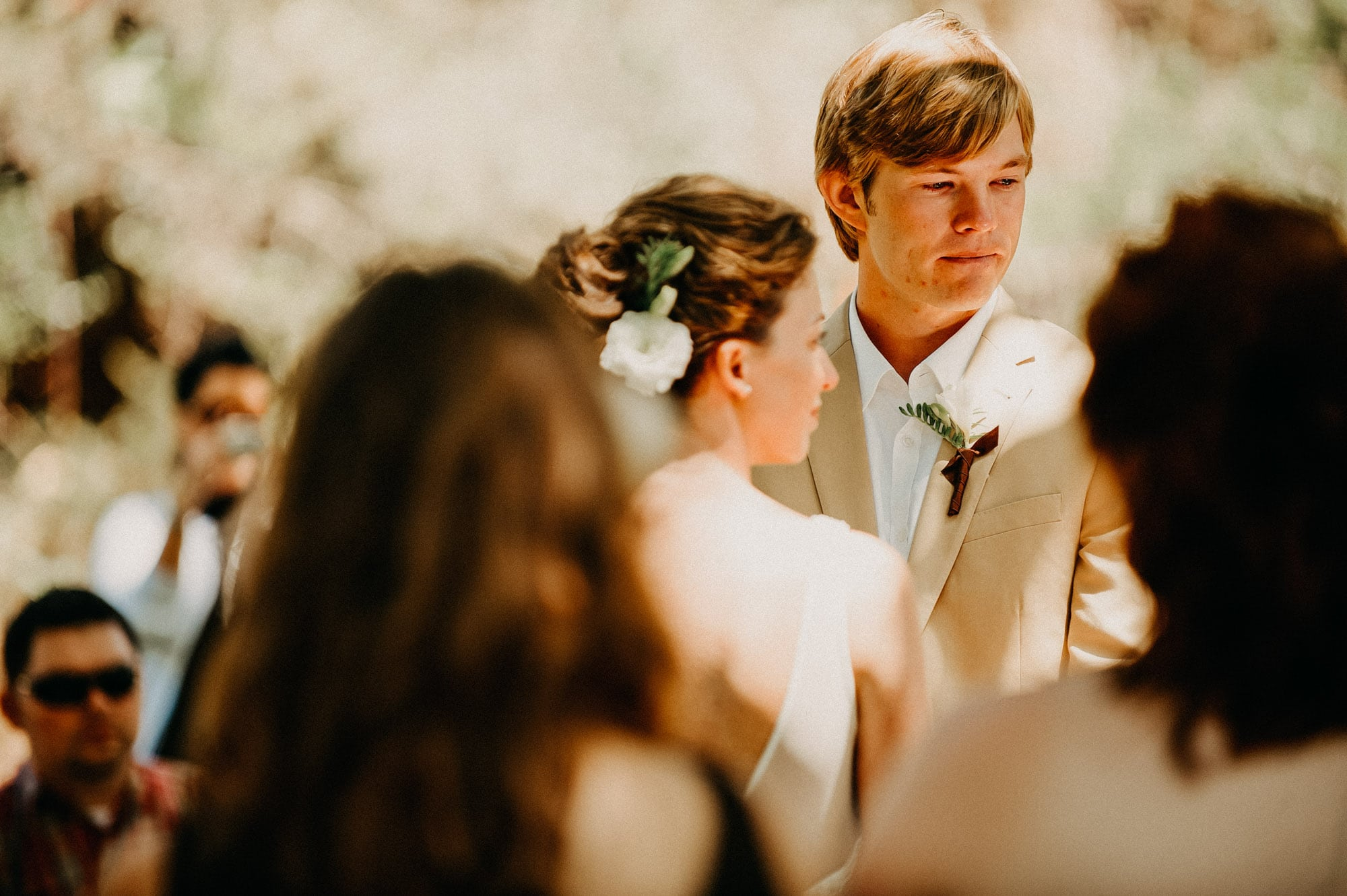 temescal canyon wedding, pacific palisades