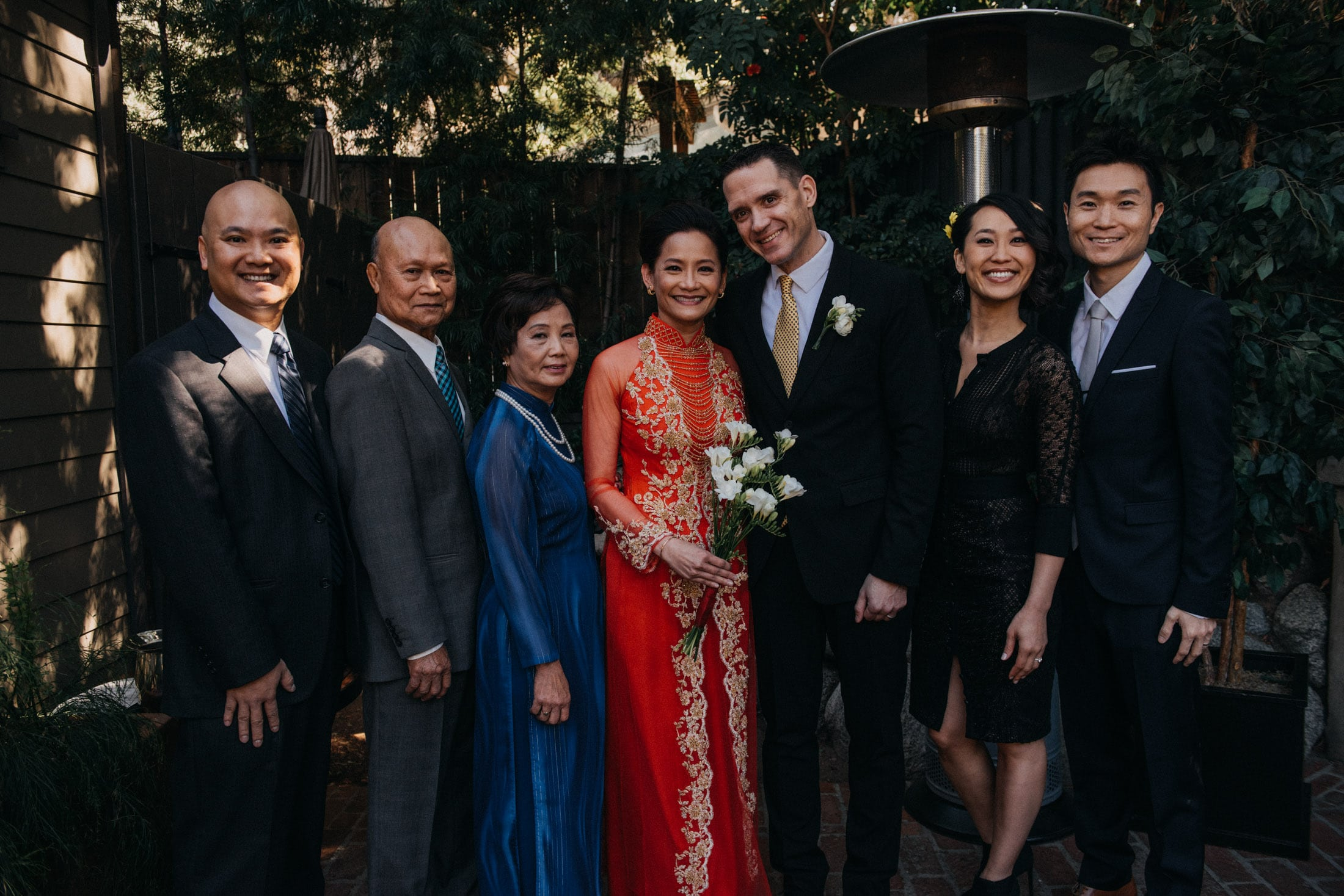 Pasadena Elopement Photography, The Raymond