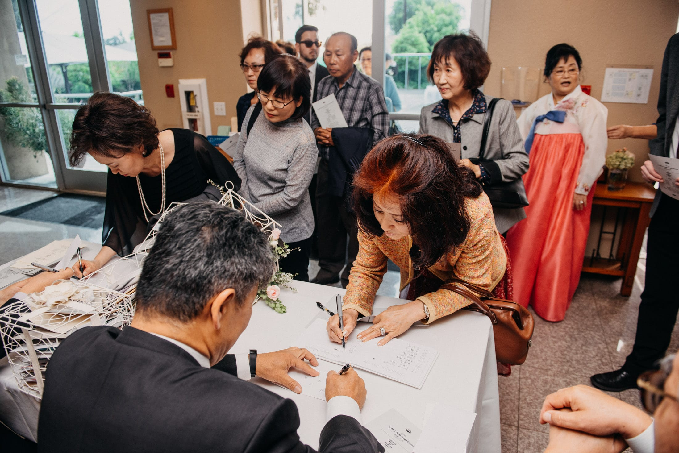 Korean Wedding Photography Los Angeles