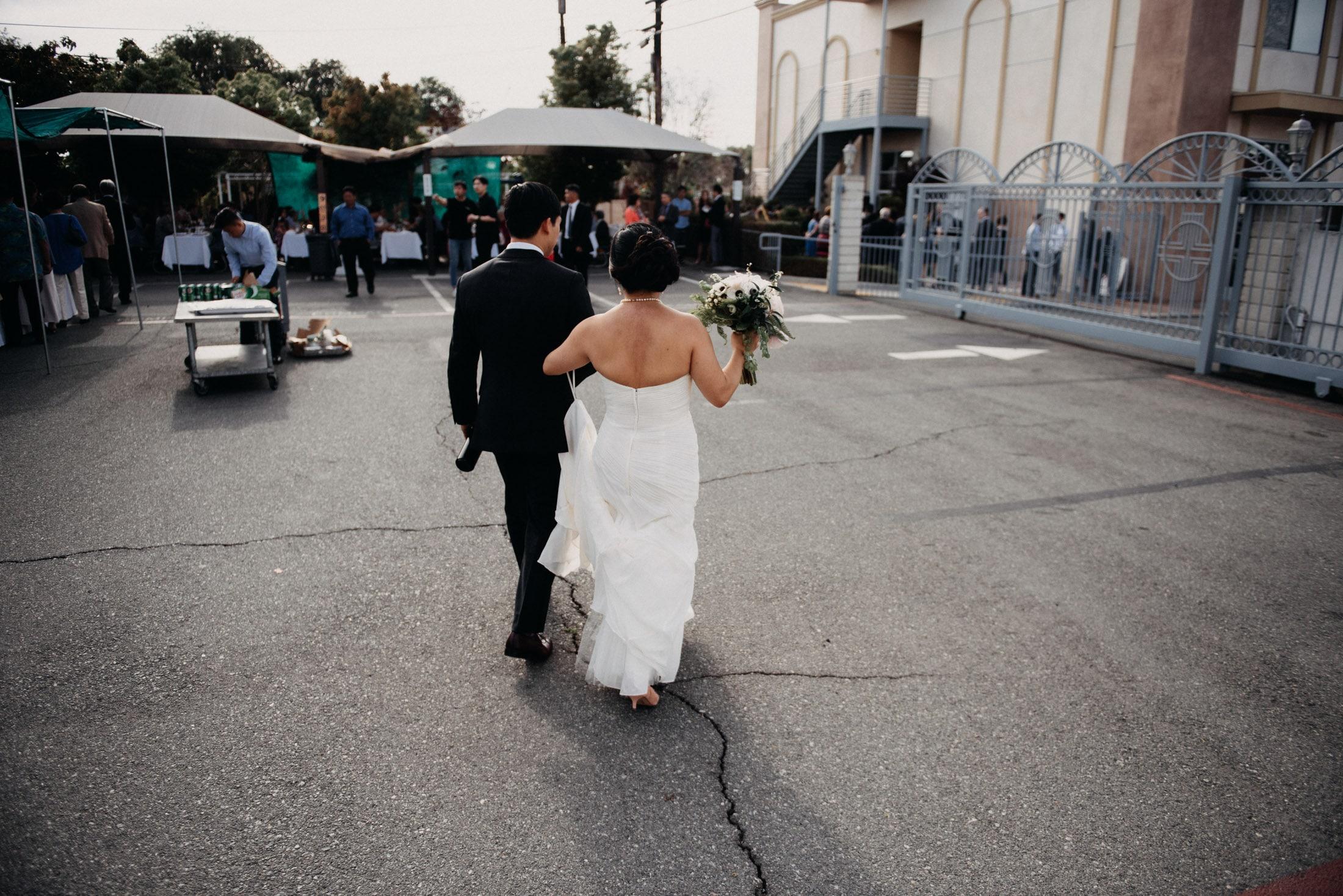 Korean Wedding Photography Los Angeles