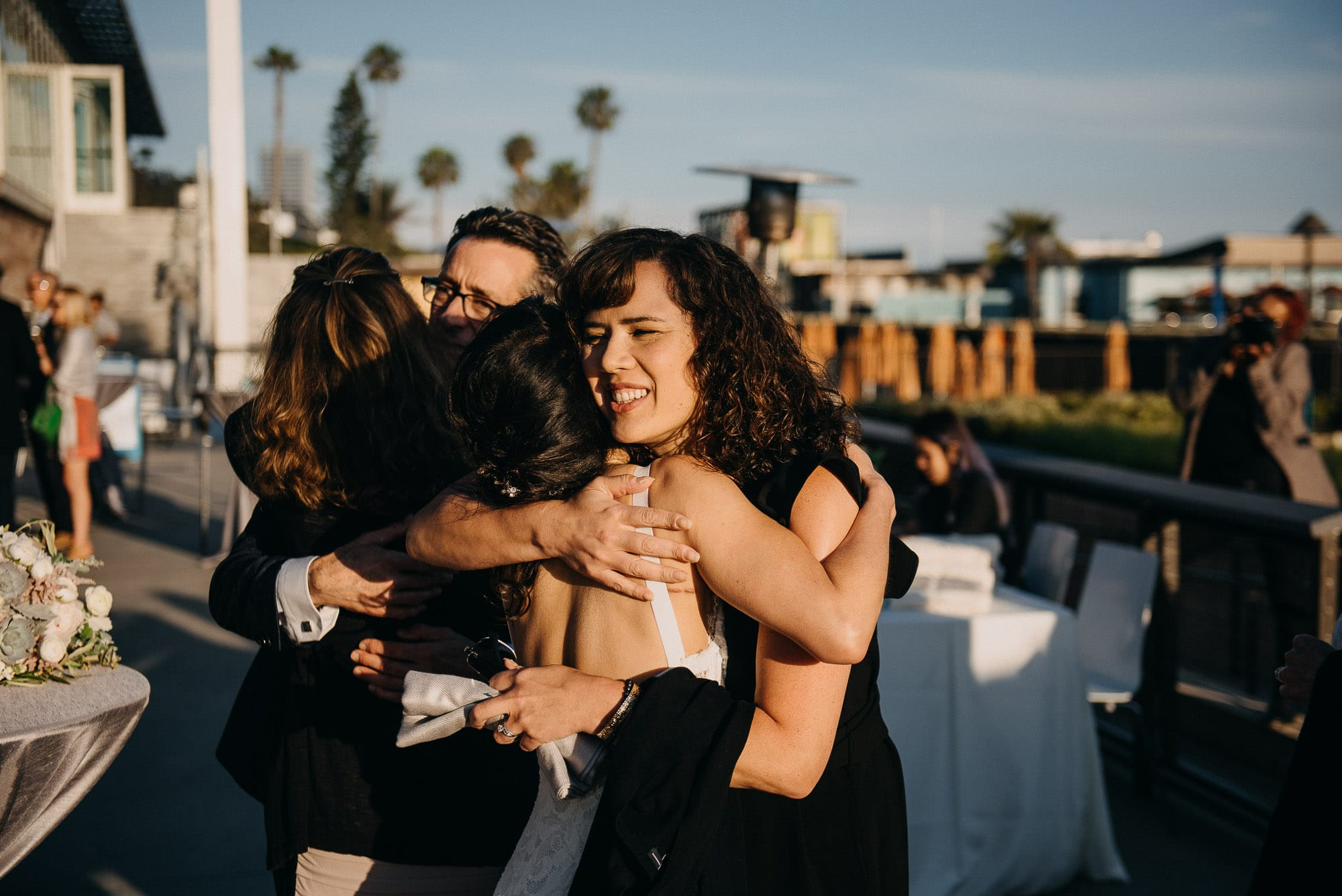 Annenberg Beach House Wedding