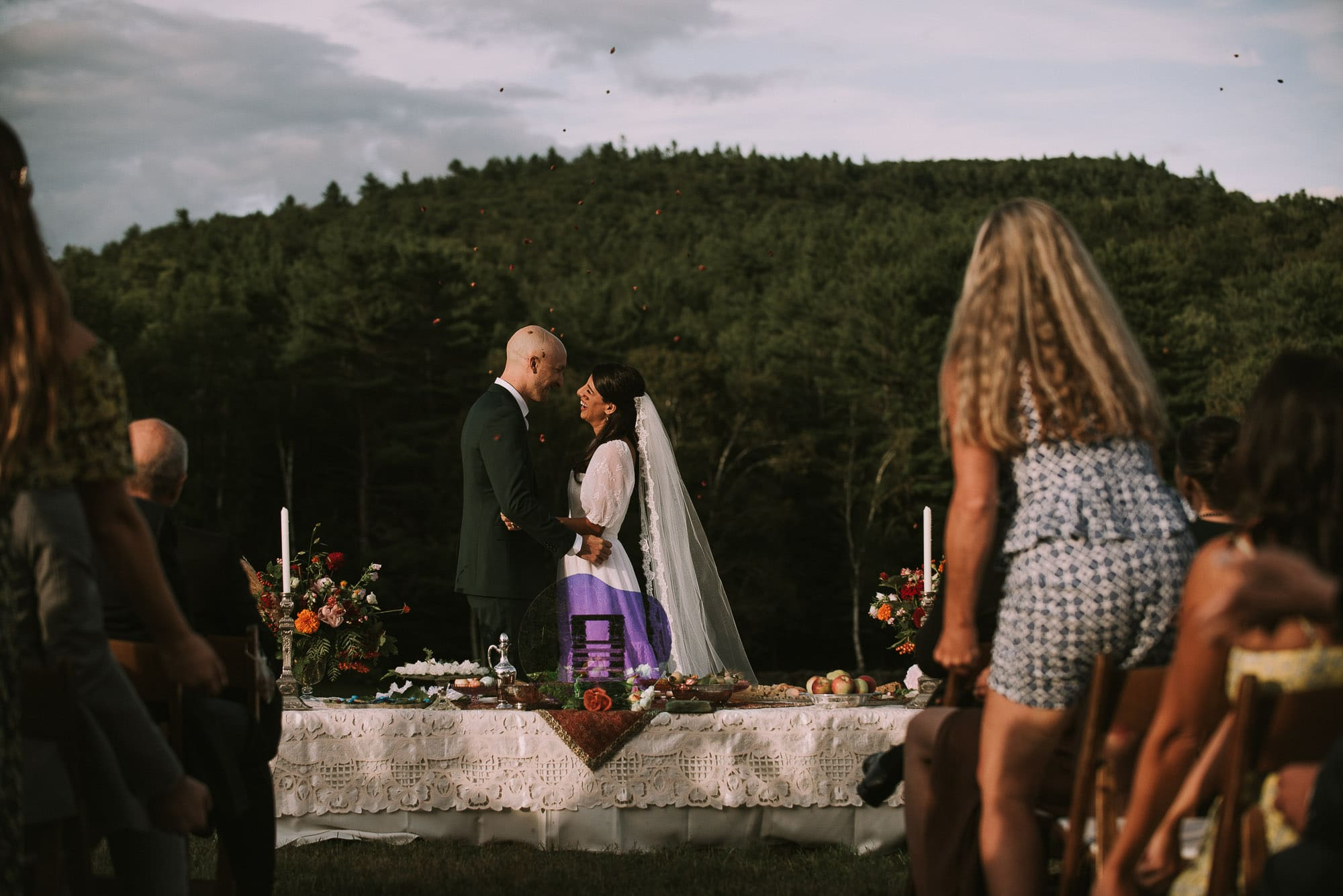 Lyme New Hampshire Wedding