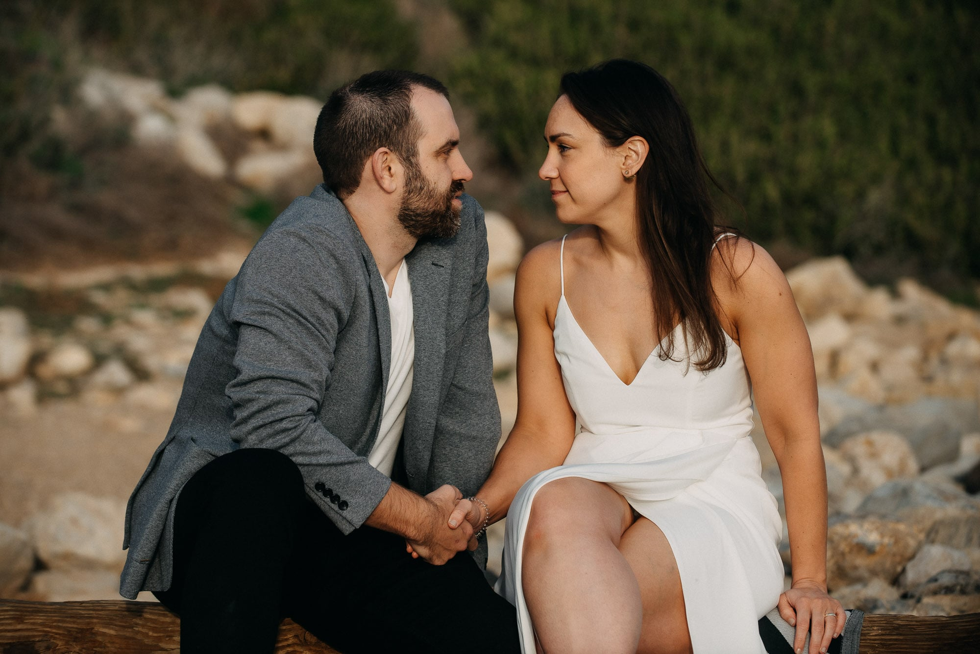 Andrew + Madeleine Beloved | Pelican Cove Engagement Photos 86