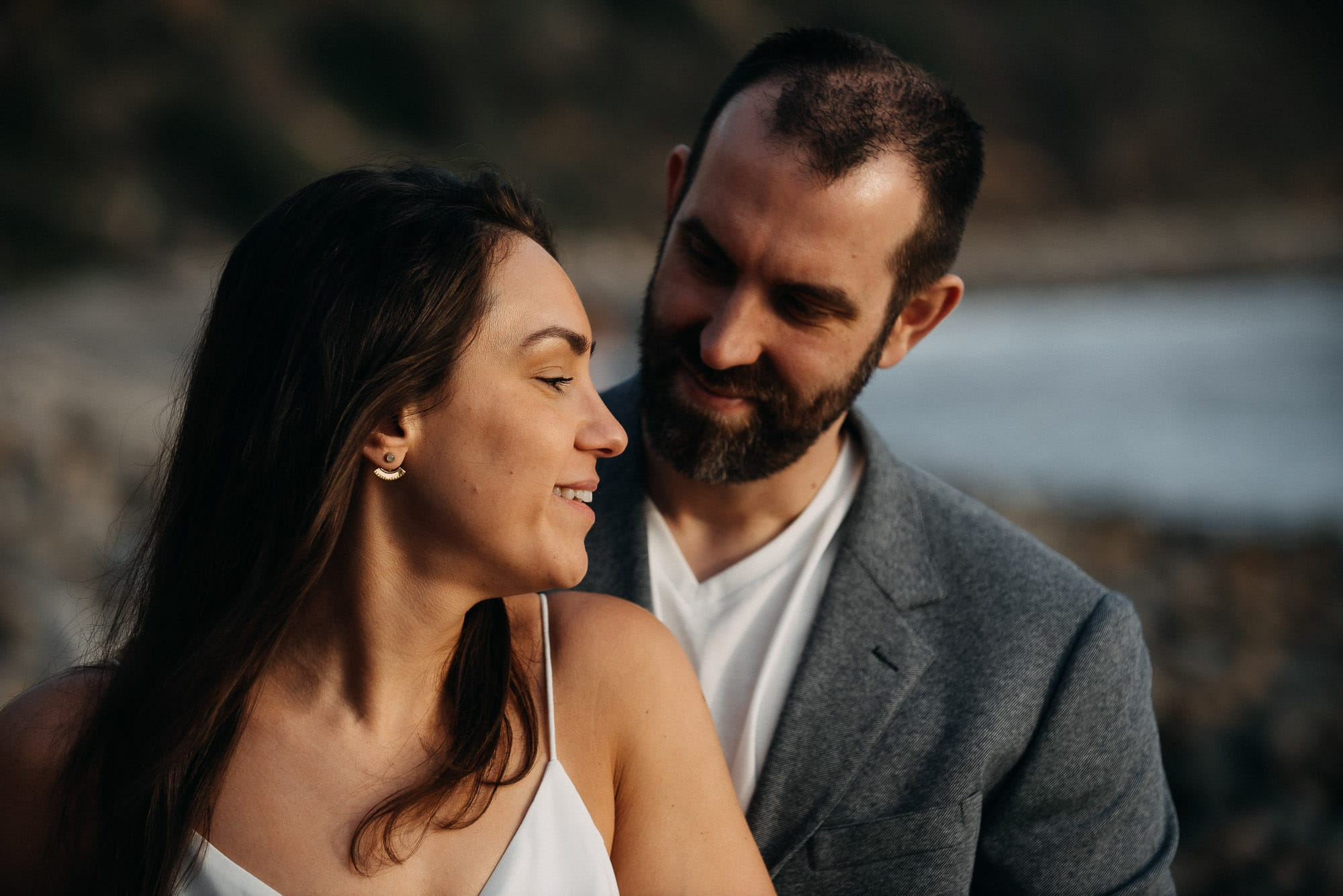 Andrew + Madeleine Beloved | Pelican Cove Engagement Photos 88
