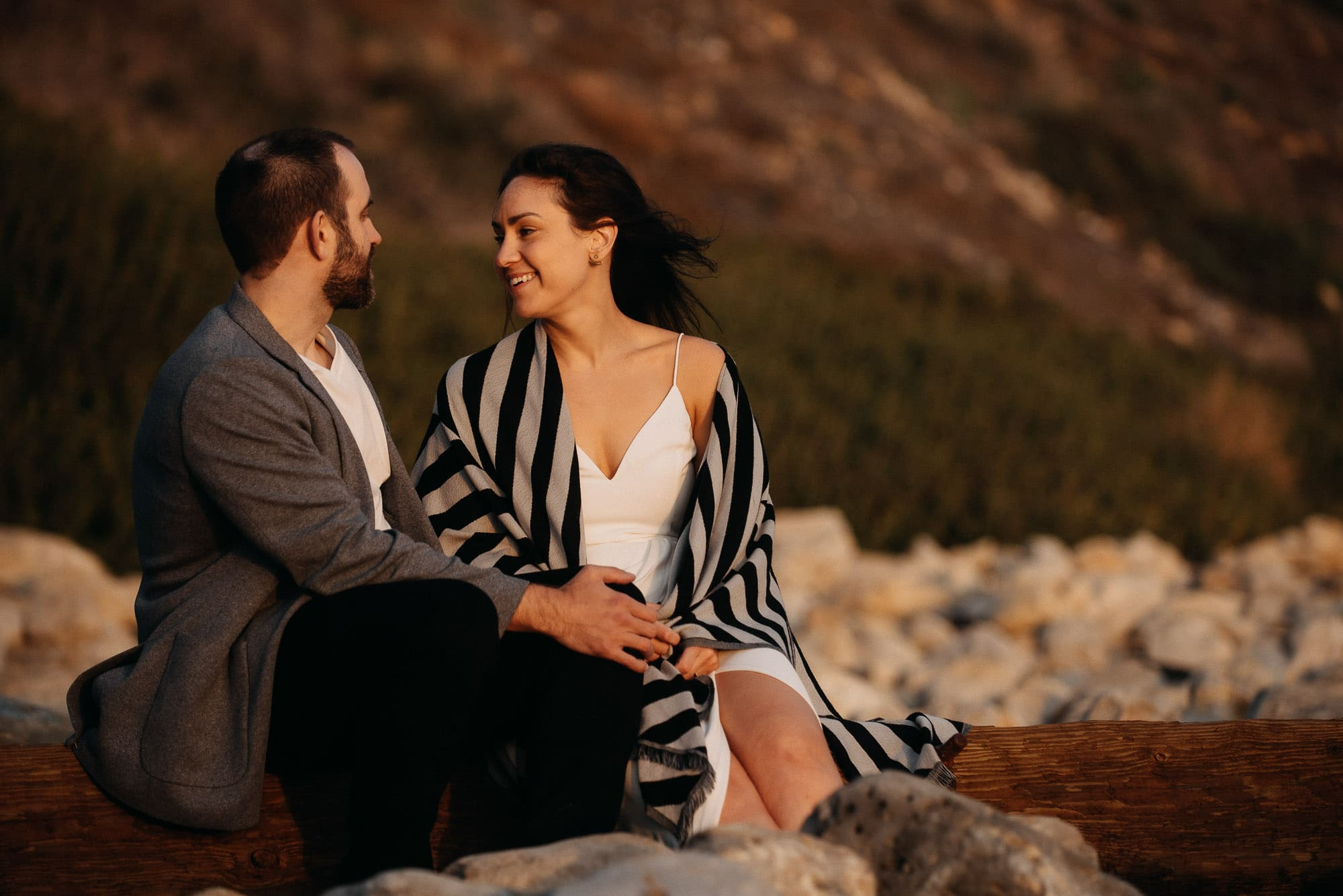 Andrew + Madeleine Beloved | Pelican Cove Engagement Photos 102