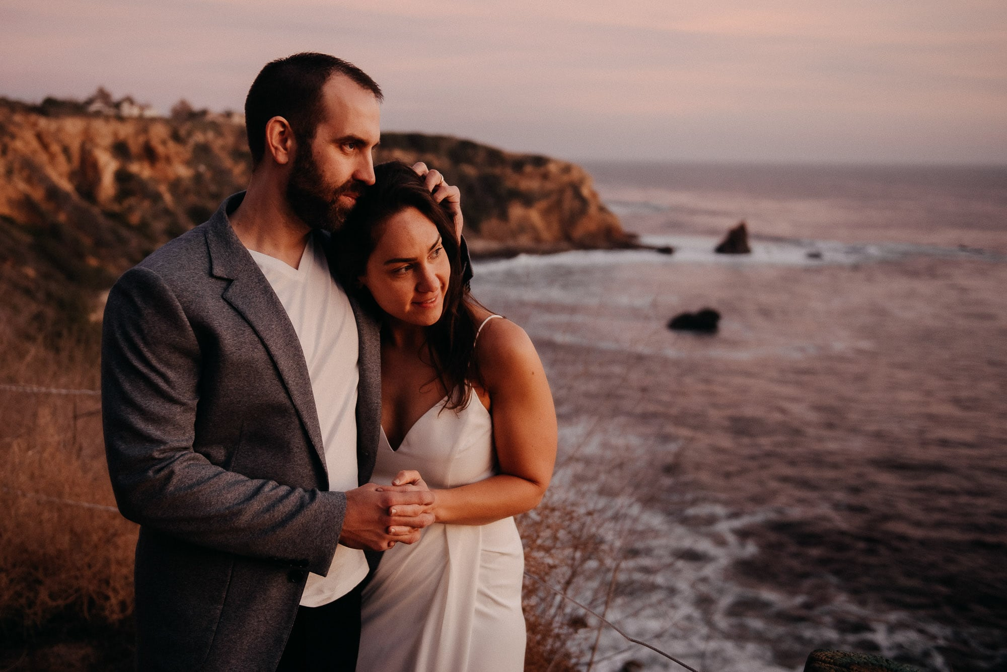 Andrew + Madeleine Beloved | Pelican Cove Engagement Photos 114